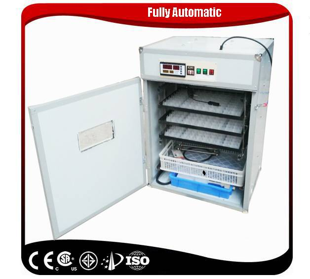 Incubation 264 Eggs Cheap Automatic Poultry Chicken Egg Incubator