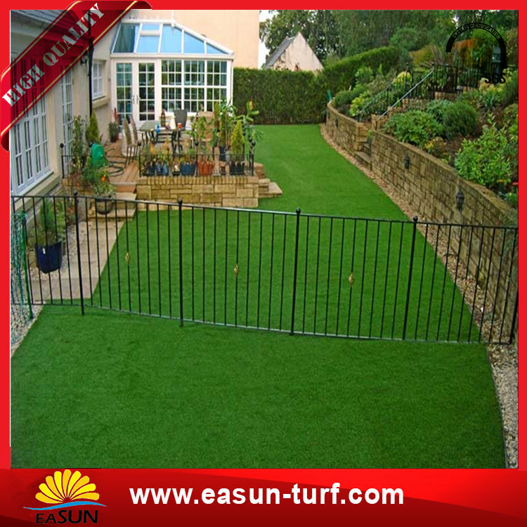 Outdoor Garden Landscaping Turf Lawn Football Artificial Grass Carpet-Donut