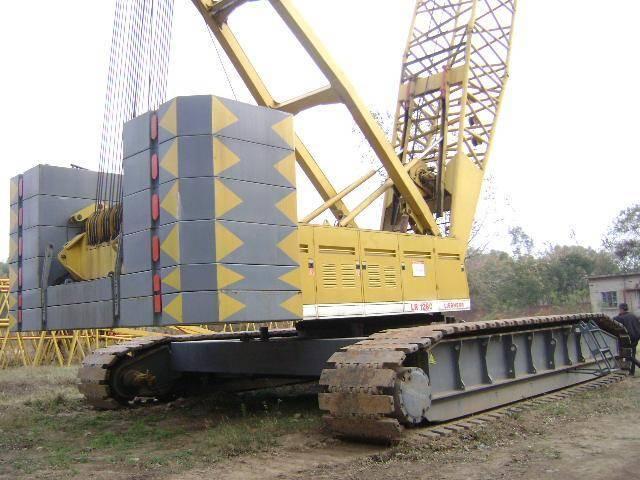 Lieherr lr1280 used crawler  crane, used liebherr crane lr1280,used track crane,liebherr lr1280