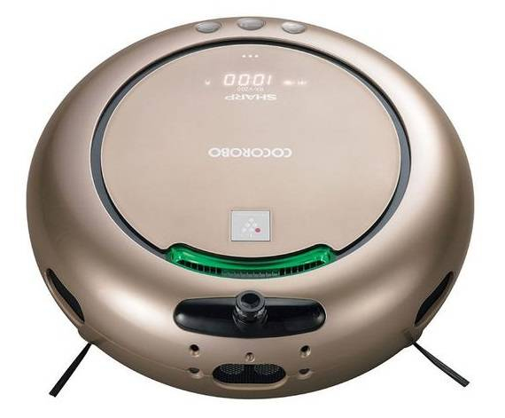 SHARP Cocorobo RX-V200-N Robotic Vacuum Cleaner