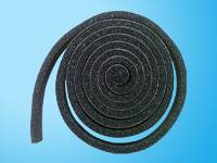 Sided adhesive rubber core