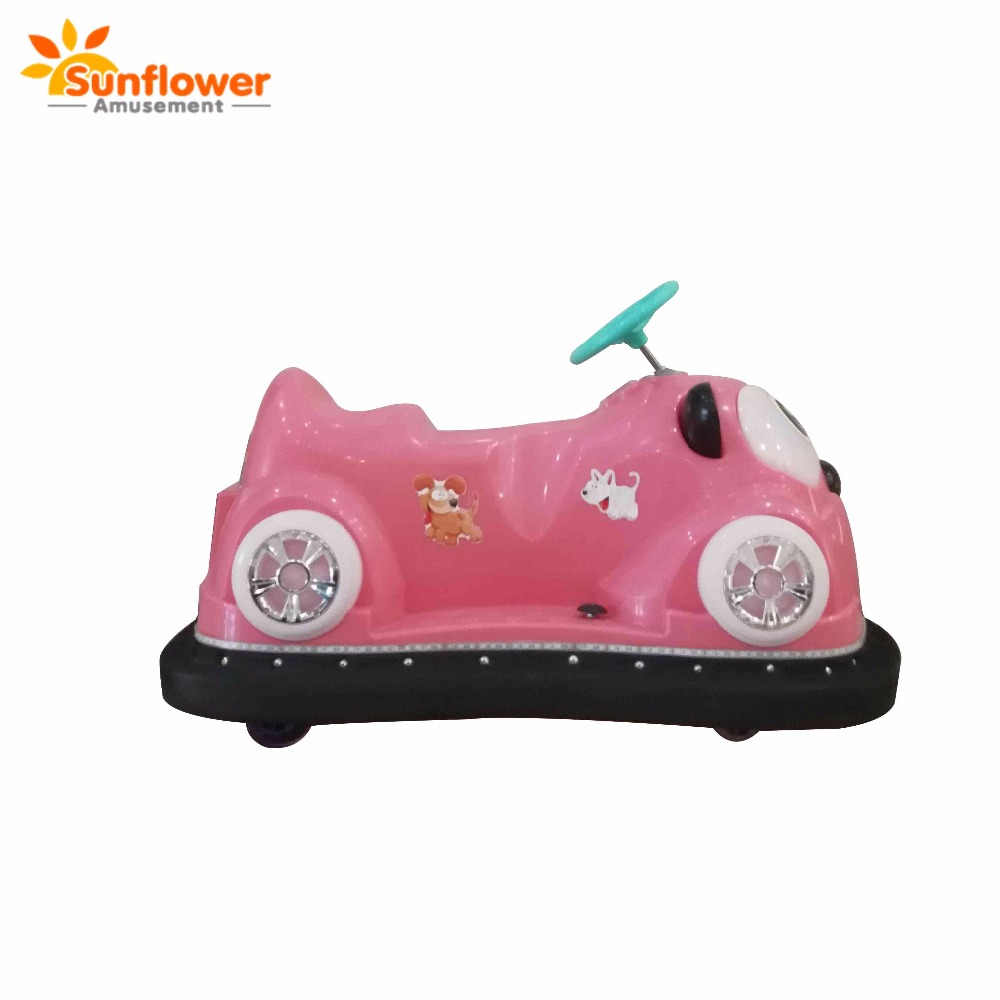 Indoor/Outdoor Children Rides Game Machines High Quality Battery Kids Bumper Car For Kids/Adults Pla