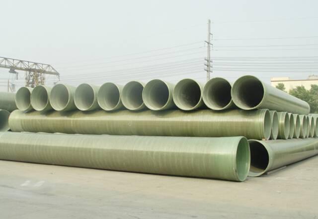 FRP pipe / FRP sewage pipe