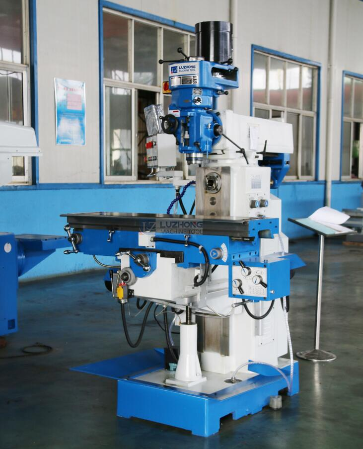 Horizontal Milling Machine4H 5H 4HW 5HW Vertical Turret Milling Machine