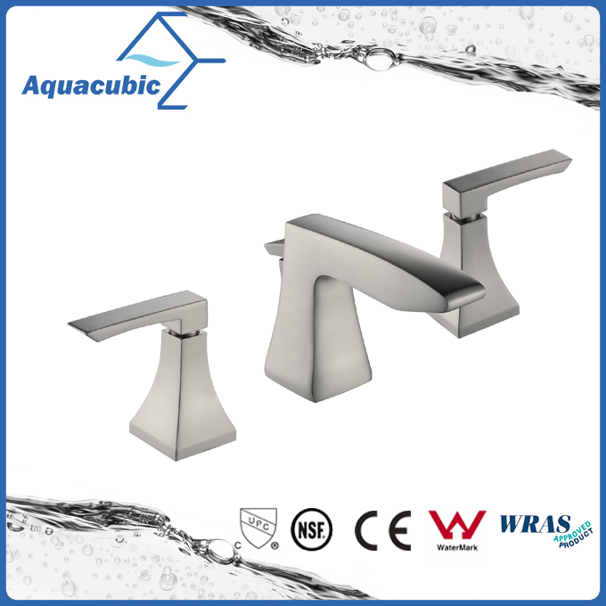 High quality sanitaryware American three holes UPC sink faucet(AF2011-6)