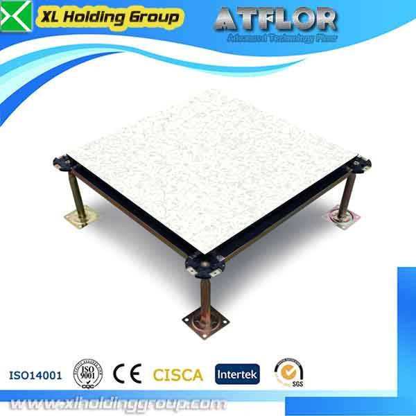 Good price Calcium sulphate raised floor system used in computer room