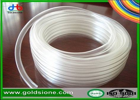 PVC Transparent Soft Hose/PVC Clear Hose/Flexible PVC Transparent Clear Hose/PVC Soft Water Hose