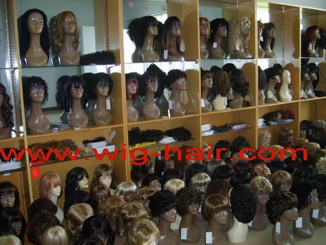 wig,human hair ,hair extension hair,mannequin head