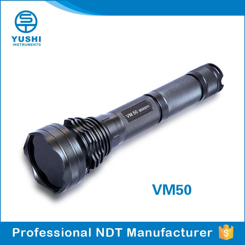 Industrial LED Inspection Light Handheld LED UV NDT Flashlight