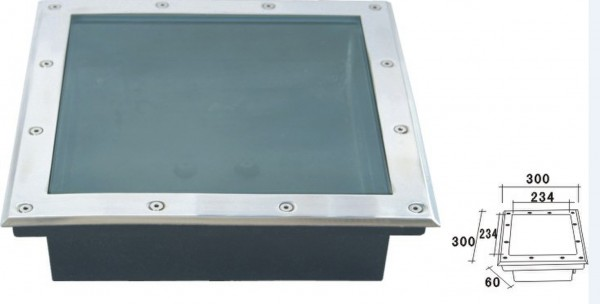 Under-ground LED Lighting - Touch type ( Sensor )