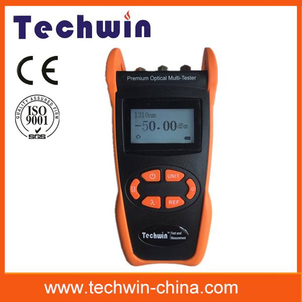 Techwin handheld optical multi tester TW3305E