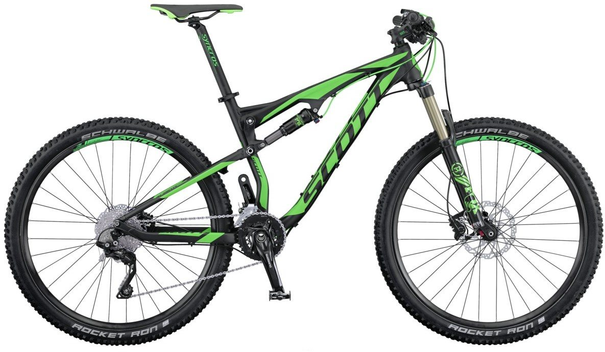 Scott Spark 950 Mountain Bike 2016