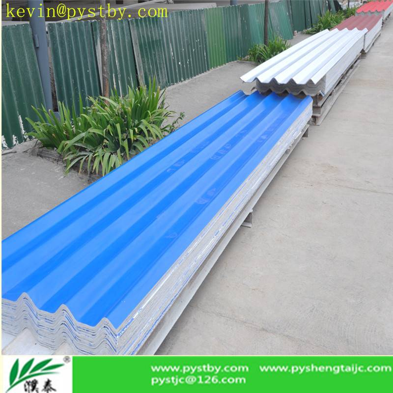MgO aluminium foil waterproofing roof sheet