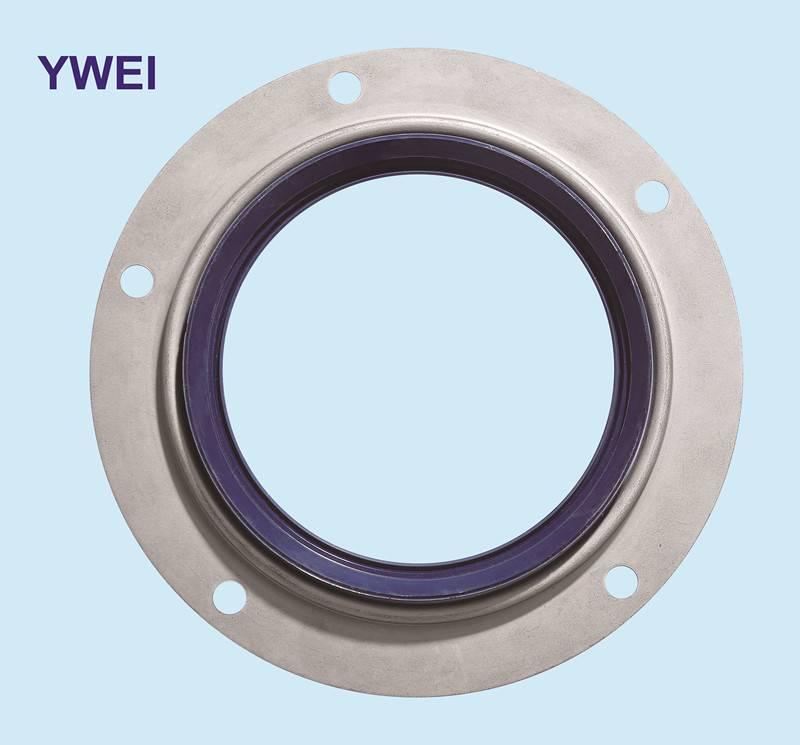 Mechanical crankshaft oil seal/tractor truck oil seal OEM Manufacturer