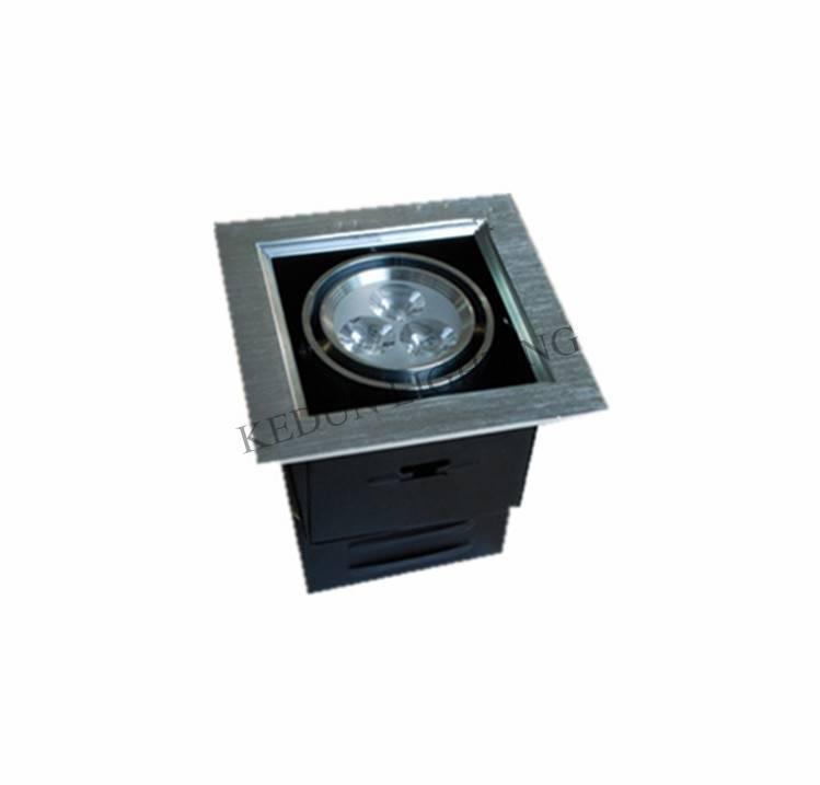 3*1W LED Grille Light (KD-GL-01)