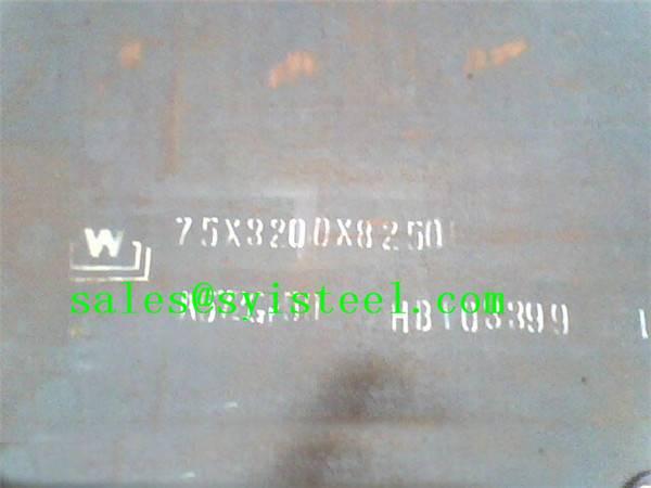 EN 10025-5 corten steel corten A/B