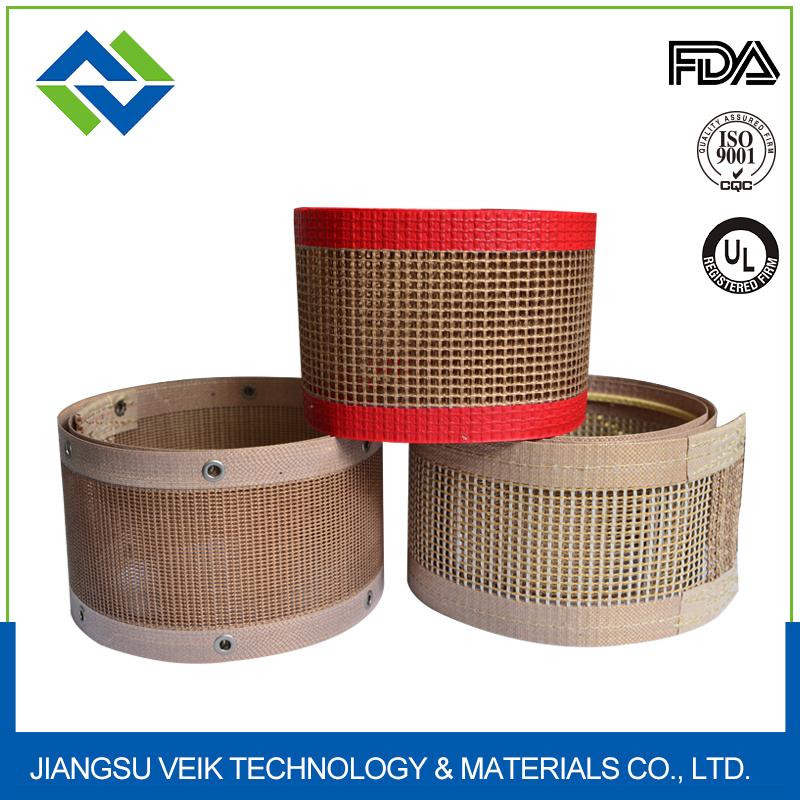 PTFE fiberglass mesh belting