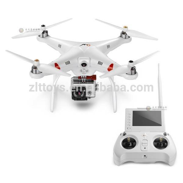6 CH 4-Axis RC GPS aerial photography drone GPS drone with HD camera