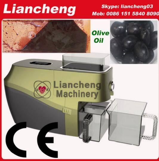 LC-200 multifunctional household 3kg per hour oil press machine/oil expeller/oil extractor