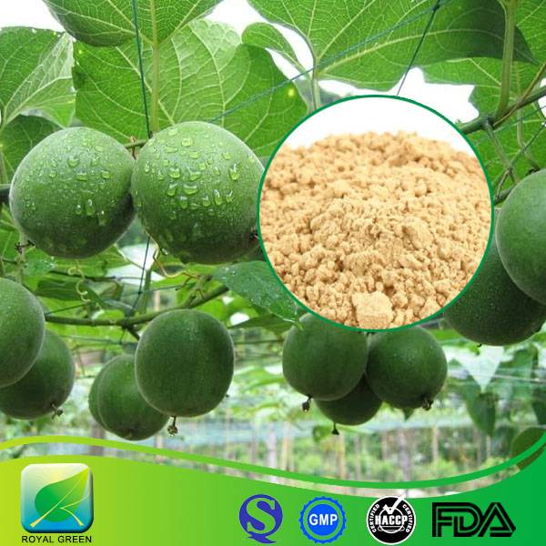 100% Pure and Natural Luo Han Guo Extract