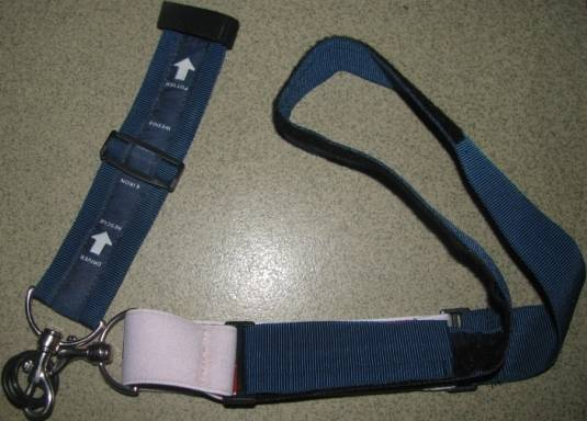 Golf training belt