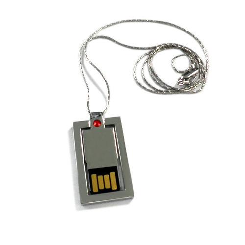 New Metal Swivel USB Flash Drive