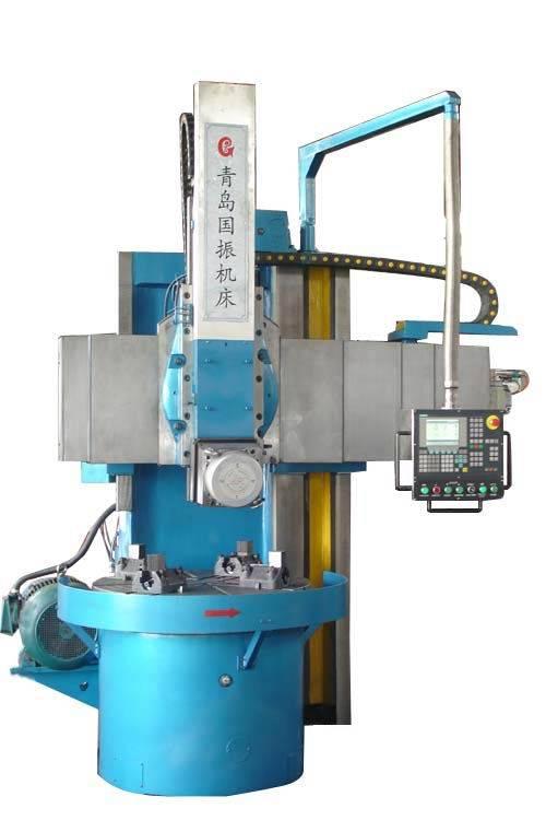 Low Price Swing Diameter: 800 1000 1250 Conventional Universal Single Column Vertical Lathe Machine