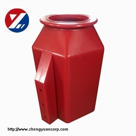 polyurethane grinding container