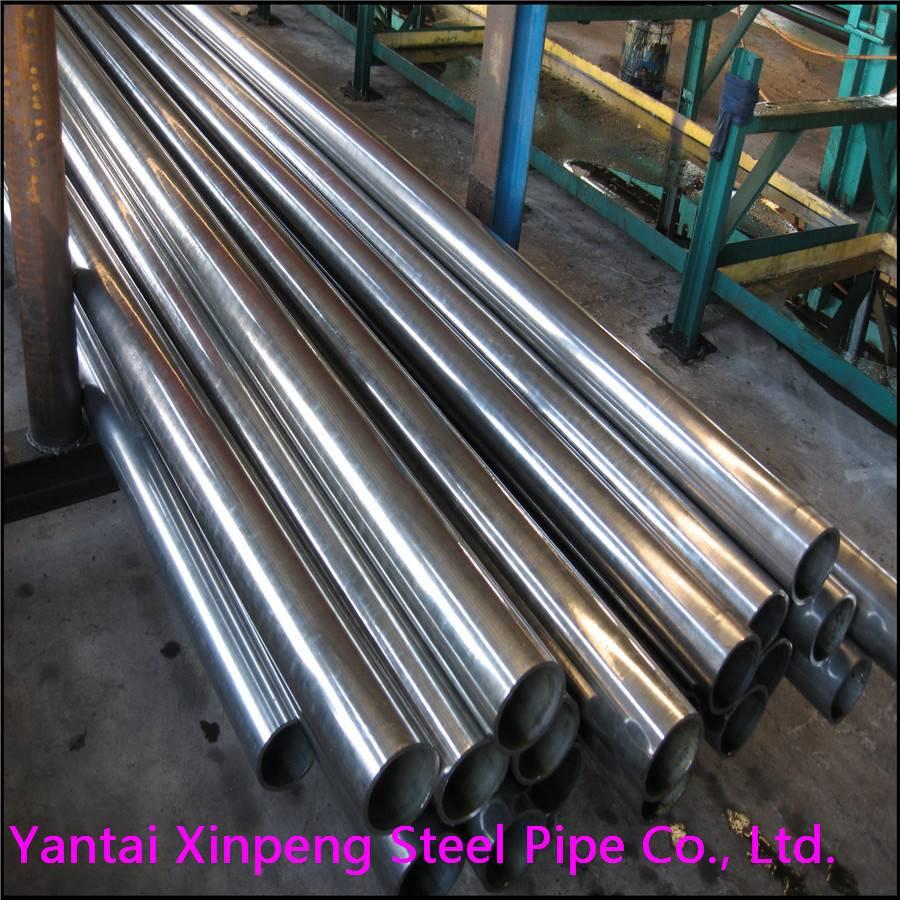 ST52 Export Korea Cold Rolled Cylinder Steel Tube