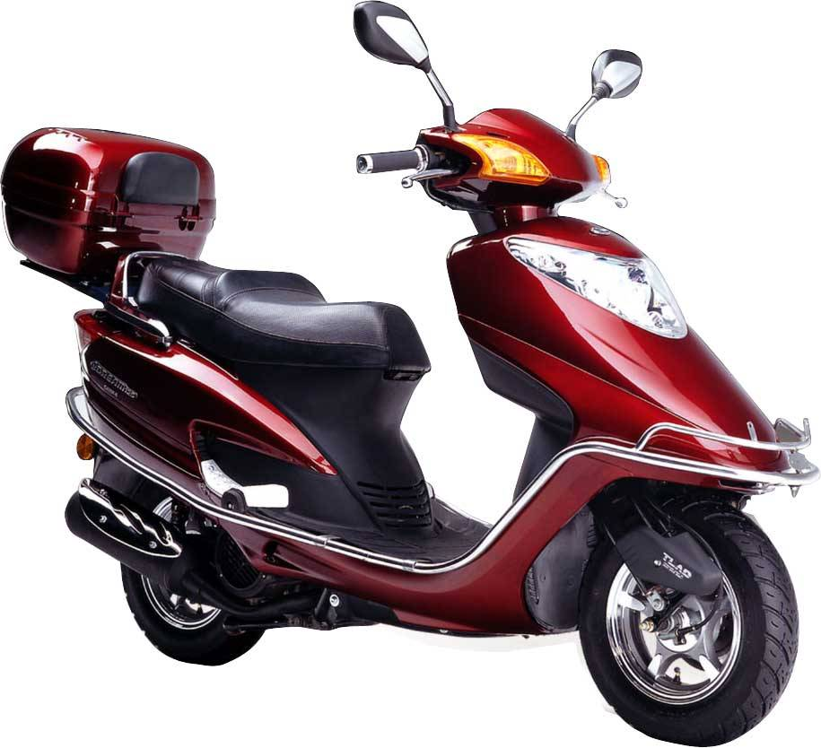 Motorcycle(QM125T-G(III)