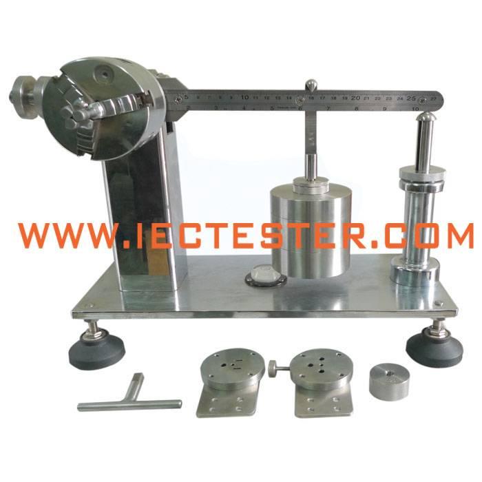 Plug and Lamp Torque Tester