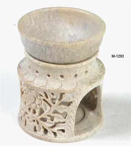 stone aroma oil burner
