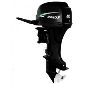 Maxus 40 HP Two Stroke Long Shaft Outboard Motor