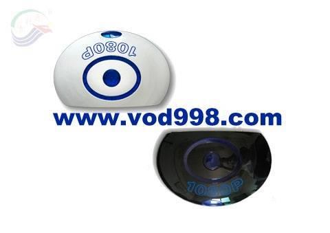 Full HD HDD Karaoke Player