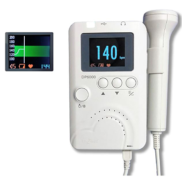 Medical Obstetrics & Gynecology Equipment, Fetal Doppler DP6000