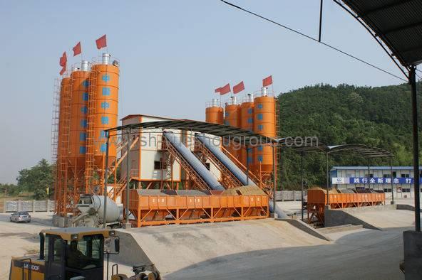 Concrete Mixing Plant HZS90