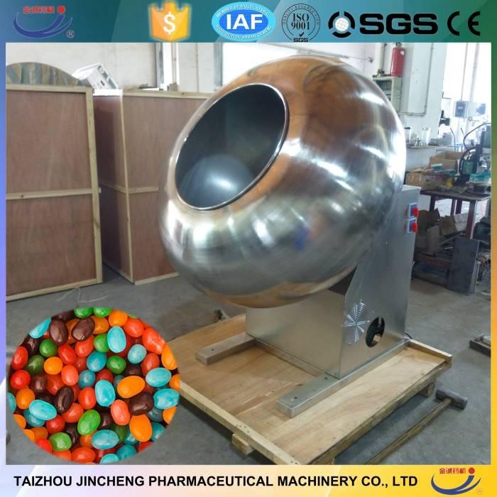 Tablet coater sugar coating machine price