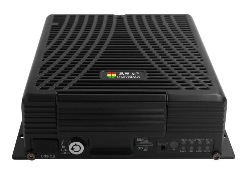 4CH 720P AHD HDD Mobile DVR