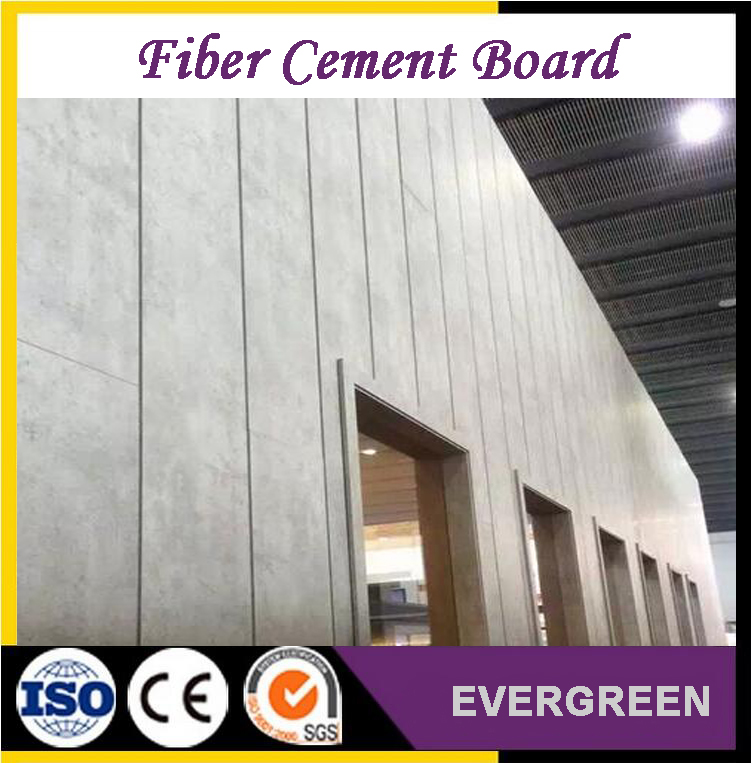 Waterproof and Fireproof Fiber Cement Boards