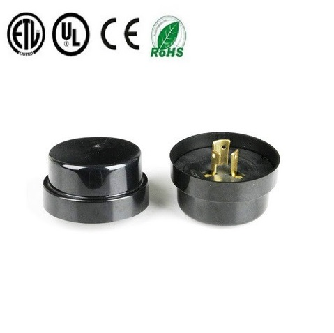 Locking Type Plug in Photocontrol Shorting Cap Open Cap with Surge Protection