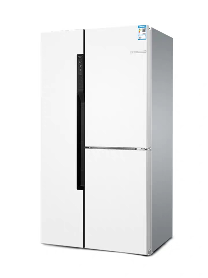 Tengfei three door direct mixing air cooling zero large capacity frequency conversion refrigerator