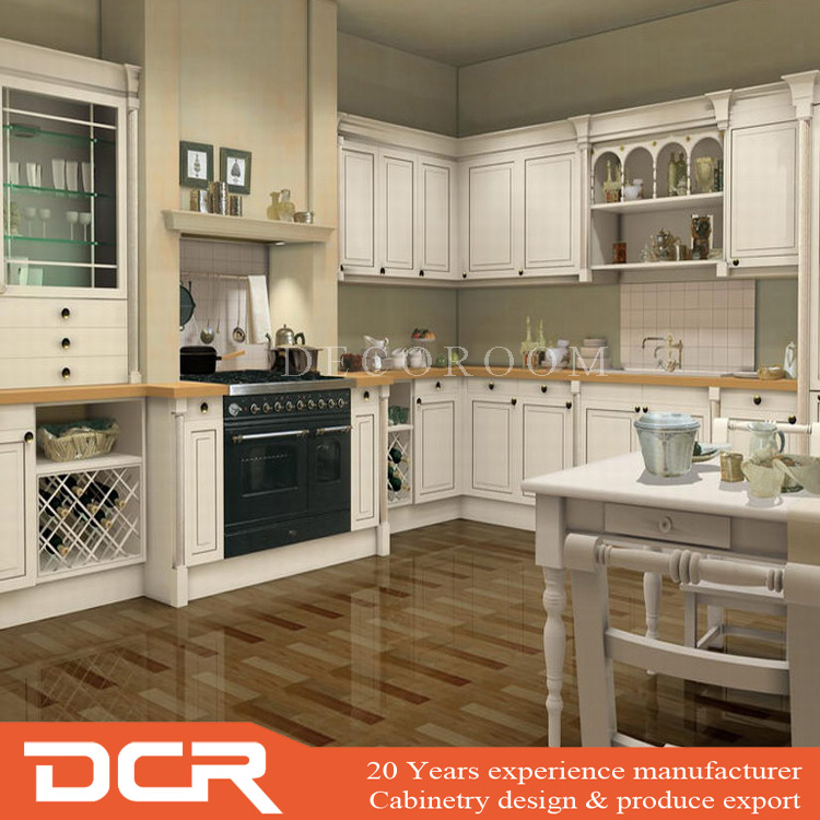 asian ready made white woodern kitchen cabinets dcr houseware co ltd. Black Bedroom Furniture Sets. Home Design Ideas