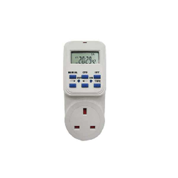 24 hour daily timer display digital timer (UL)