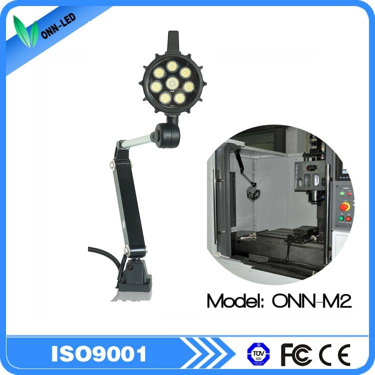 ONN-M2 ce approved led cnc lighitng Long arm macchinery industrial lighting