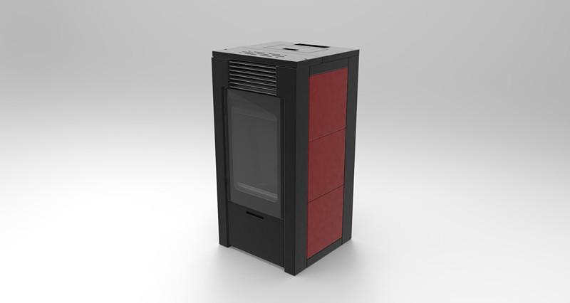 pellet stove fireplace KL03