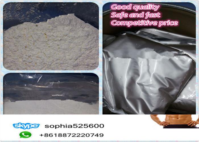 99.7% purity Anastrozole Arimidex anti-estrogen CAS:120511-73-1