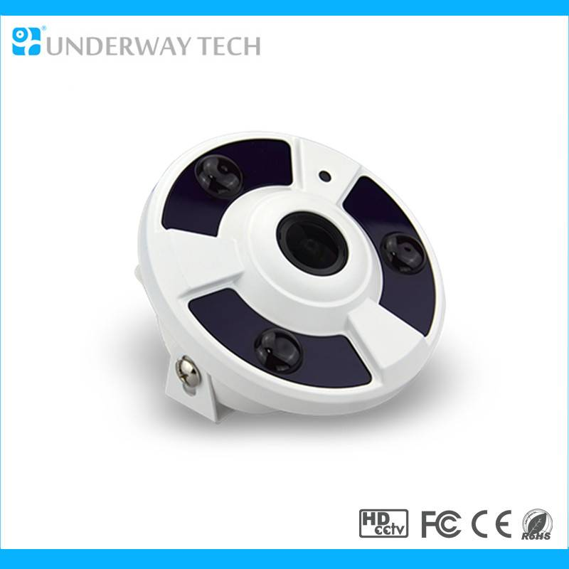 3mp 360 degrees HD panoramic IP camera