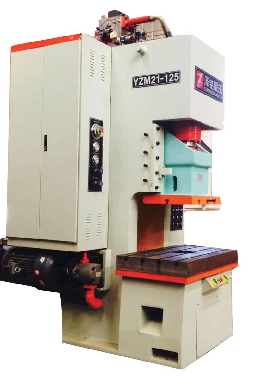 YZM21-315T hydraulic presses  punching machine  multi-function fast press