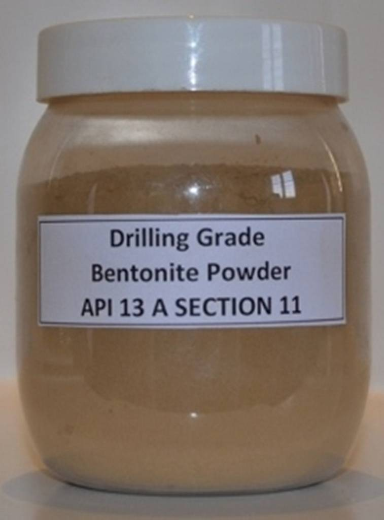 API 13 A SECTION - 11(OCMA) (Drilling grade bentonite)