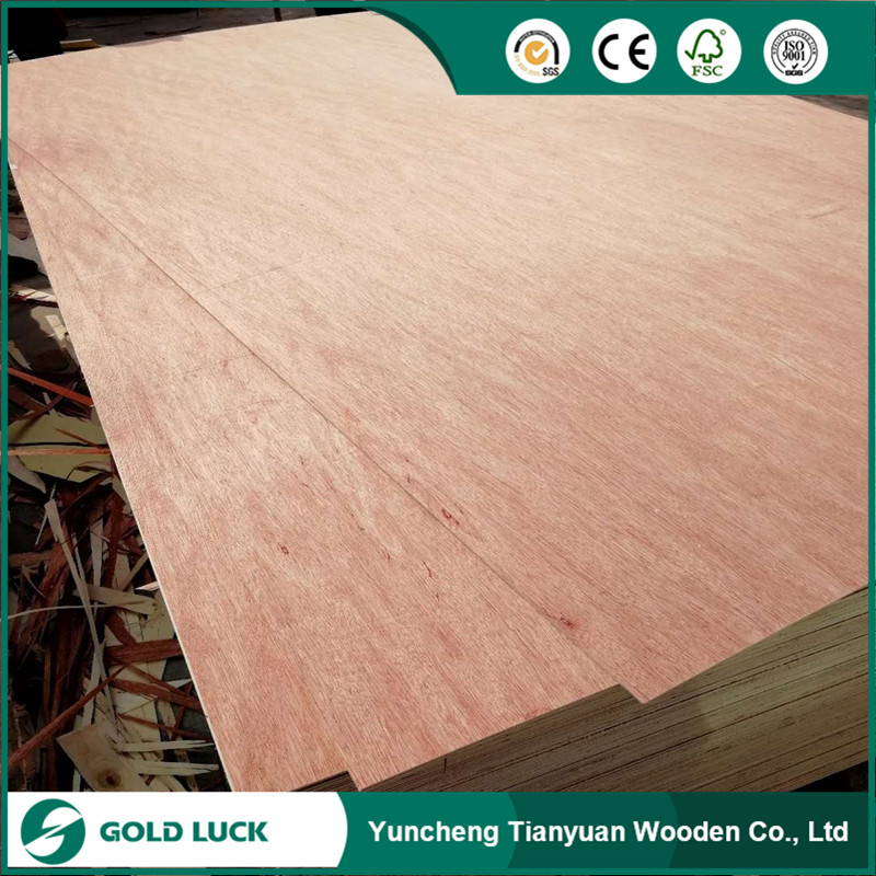 2mm Poplar Plywood for Packing